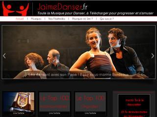 http://jaimedanser.fr/