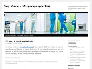 http://www.uninfirmier.fr/