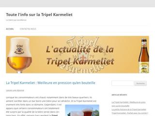 http://www.tripel-karmeliet.com/