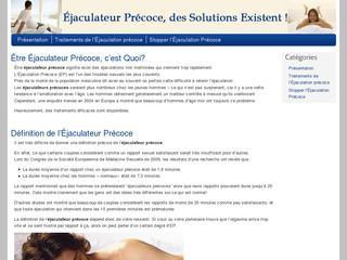 http://www.ejaculateur-precoce.net/