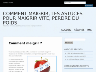 http://www.maigrir-comment.fr/