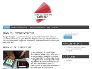 http://renouvellementpasseport.fr/