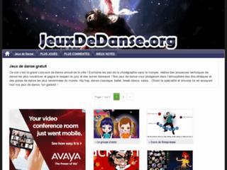 http://jeuxdedanse.org/