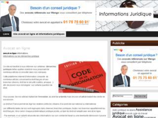 http://www.conseiljuridique-en-ligne.fr/