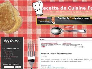 http://recette-de-cuisine-facile.net/recettes/oeuf-a-la-coque-temps-de-cuisson/