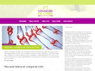 http://www.vinaigre-de-cidre.fr/