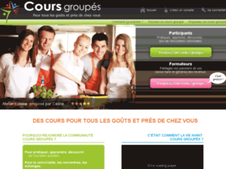 http://www.coursgroupes.com/