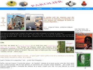 http://www.parolier.info/