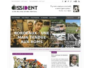 http://the-dissident.eu/