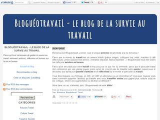 http://blogueotravail.canalblog.com/