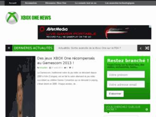 http://www.xboxonenews.fr/