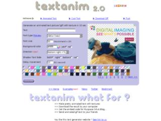 http://textanim.com/