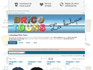 http://brico-toons.spreadshirt.fr/