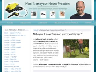 http://www.mon-nettoyeur-haute-pression.fr/