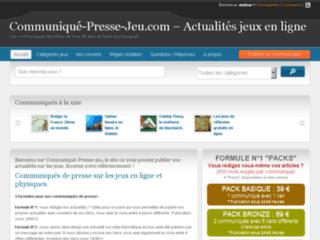 http://www.communique-presse-jeu.com/
