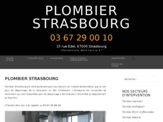 plombier strasbourg d pannage de plomberie dans le bas rhin plombier. Black Bedroom Furniture Sets. Home Design Ideas
