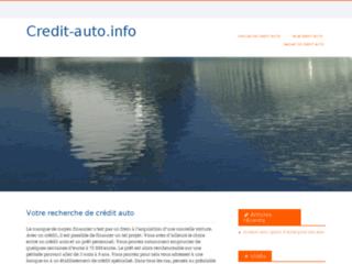 http://credit-auto.info/
