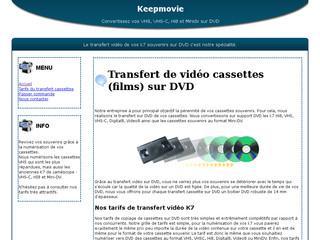 http://www.keepmovie.fr/