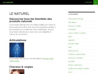 http://www.le-naturel.com/