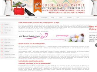 https://www.guide-vente-privee.fr/