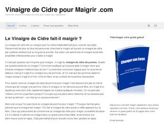 http://www.vinaigredecidrepourmaigrir.com/