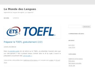 http://www.mondelangues.fr/