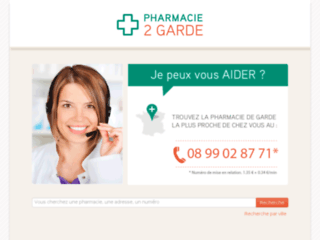 https://www.pharmacie2garde.fr/