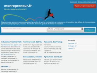 http://www.monrepreneur.fr/