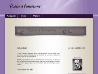 http://www.poesiealancienne.com/