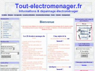 http://www.tout-electromenager.fr/