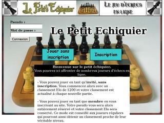 http://www.lepetitechiquier.fr/