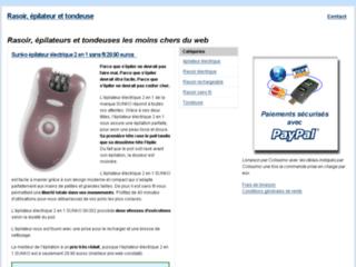 http://rasoir-epilation-tondeuse.com/