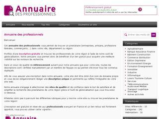 http://annuaireprofessionnels.fr/