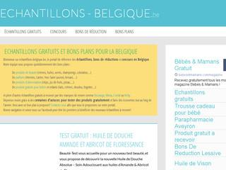 https://www.echantillons-belgique.be/