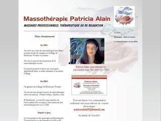 http://www.massotherapiepatriciaalain.vpweb.ca/