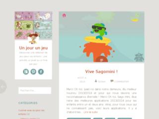 http://www.unjourunjeu.fr/