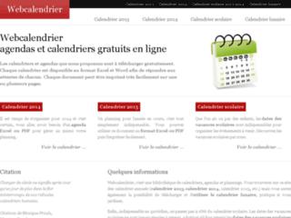 http://webcalendrier.fr/