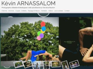 http://www.kevin-arnassalom.fr/