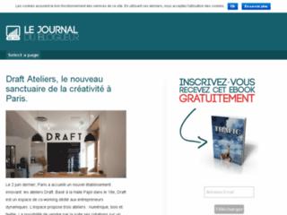 http://www.lejournaldublogueur.fr/