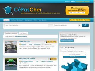 http://www.cepascher.fr/