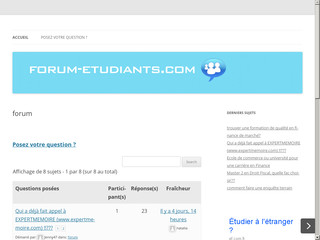 http://www.forum-etudiants.com/