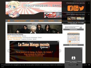 http://www.lazonemanga.fr/