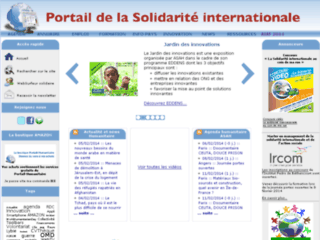 http://www.portail-humanitaire.org/