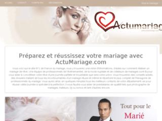 http://www.actumariage.com/