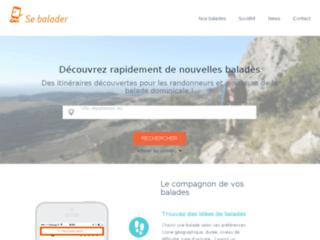 http://www.se-balader.fr/