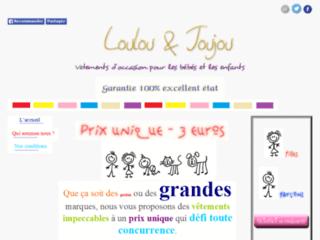 http://www.loulouetjoujou.com/