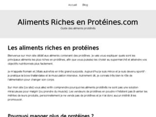 http://www.alimentsrichesenproteines.com/