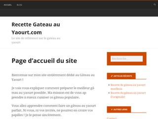 http://www.recettegateauauyaourt.com/