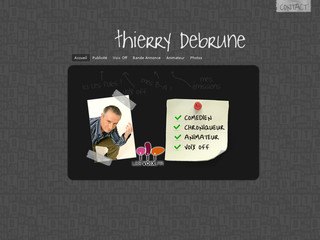 http://www.thierry-debrune.com/