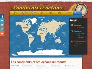 http://www.continents-et-oceans.fr/